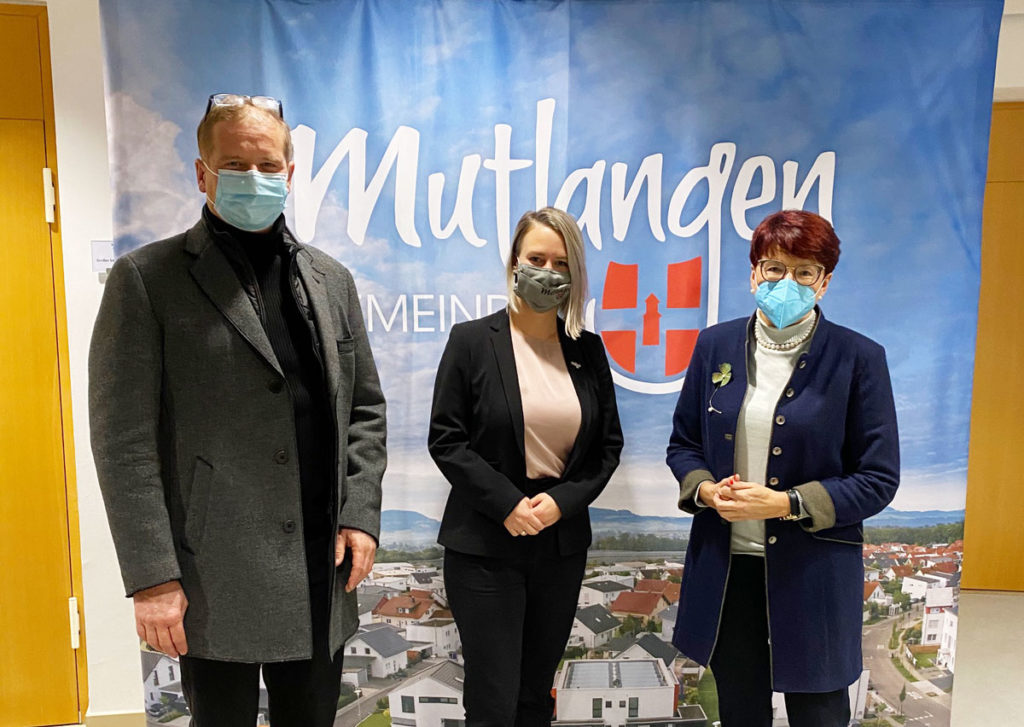 Besuch in Mutlangen