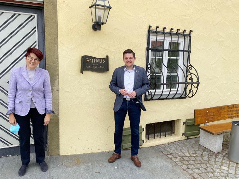 Besuch in Schechingen